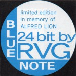 Blue Note 24bit by RVG-logo