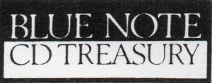 Blue Note CD Treasury