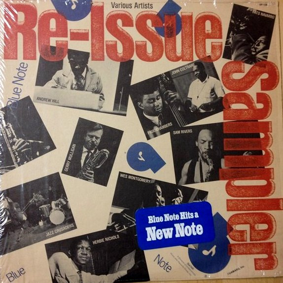 Blue Note Sampler - Blue Note Re-Issue Sampler 01