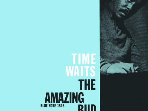 BN1598 Bud Powell – The Time Waits The Amazing Bud Powell, Volume 4 (Blue Note)