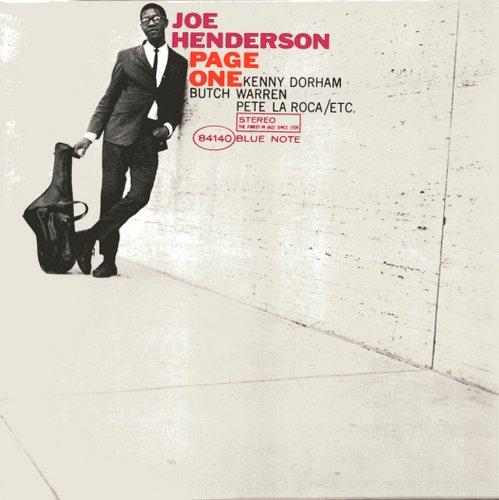 Page One / Joe Henderson Blue Note BST-84140