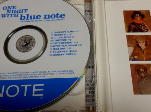 Original BLUE NOTE Manhattan 85100 series