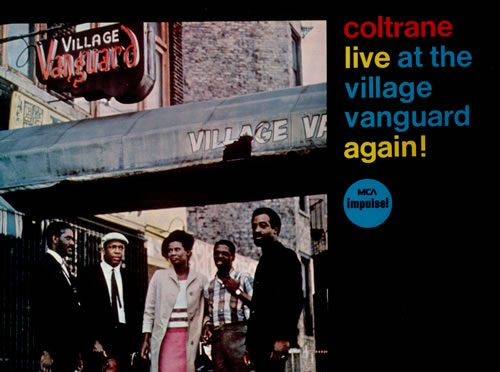 公民権運動と「Coltrane Live At The Village Vanguard Again!  (1966)」