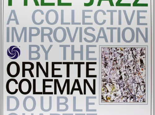 Ornette Coleman - Free Jazz +1 [Atlantic LP 1364] (1960)