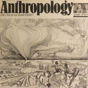 Fats Navarro, Charlie Parker - Anthropoplgy [Spotlite SPJ-108]