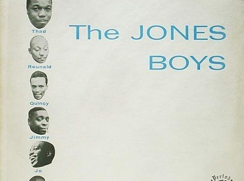 Thad Jones - The Jones Boys (1957)