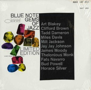 BN2001 Blue Note Gems Of Jazz