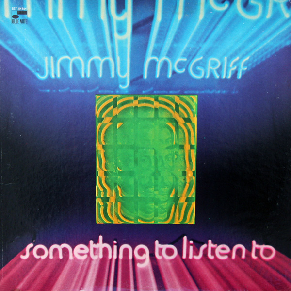 BN4364 Something To Listen To - Jimmy McGriff