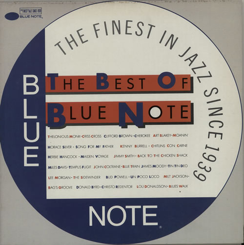 BN4429 The Best Of Blue Note, Volume 1