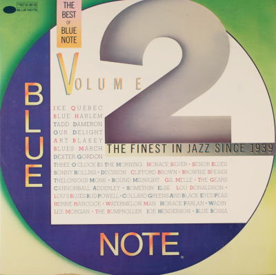 BN4433 The Best Of Blue Note Volume 2